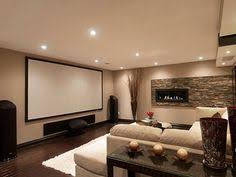 Theatre Room Design - basement remodel home theater designs perfect place basements