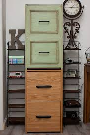 Where To Buy Cheap Office Furniture by Cheap Laminate File Cabinet Painted With Chalk Paint Before And