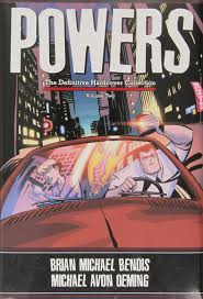 amazon com powers the definitive hardcover collection vol 2