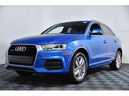 pre owned audi suv used audi suvs for sale with photos carfax