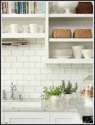 subway tile kitchen backsplash grey grout tiles home design