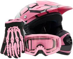 motocross helmets kids amazon com youth offroad gear combo helmet gloves goggles dot