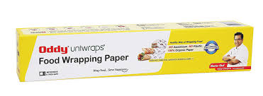 m m wrapping paper oddy uniwraps food wrapping paper 278 mm x 20 m home