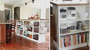 meuble de cuisine fait maison rangement maison placard rangement cuisine rangement cuisine