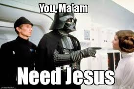 Need Jesus Meme - meme maker tesco generator