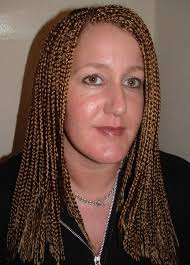 How To Braid Extensions Into Your Hair by The Single Plaits Box Braids Worldofbraiding Blog
