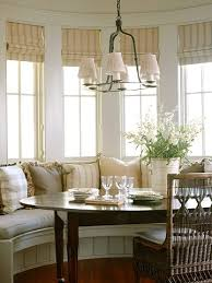 country breakfast nook rooms to love