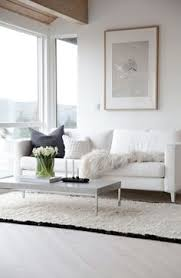 White Furniture In Living Room 32 Perfectly Minimal Living Areas For Your Inspiration Minimal