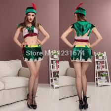 online shop new arrival green goblin hunter elf halloween cosplay