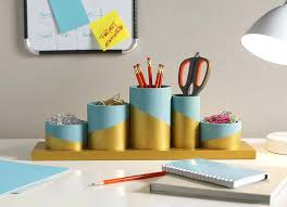 Desk Organization Diy Diy Desk Organizer Desk Organizer Diy Office Desk Organization
