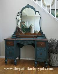 Turquoise Vanity Table Createinspire Be Still My Heart Pretty Things Pinterest
