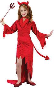 devil velvet child u0027s costume devil costumes pinterest