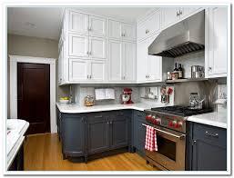 two tone kitchen designs peenmedia com