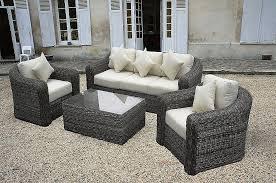 d oration canap canapé milos beautiful table de jardin bois conforama idées de
