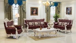 Real Leather Sofa Set by Genuine Leather Sofa Set Hy 827 7 Buy Genuine Leather Sofa Set