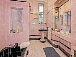 deco bathroom style guide 25 best yellow and black vintage bathrooms images on