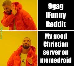 Server Meme - my good christian server meme by maino36027 memedroid