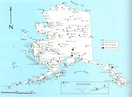 Alaska Route Map by Alaska U0027s Heritage Alaska History And Cultural Studies