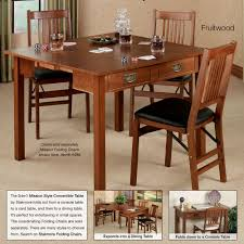 chair dining table kit mission style oak and chairs mission style