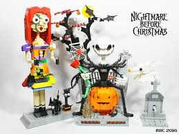 jack skellington and sally halloween desktop background 2016 brickfinder 13 totally spooky halloween lego builds