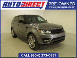 land rover brown used land rover range rover sport for sale vancouver bc cargurus