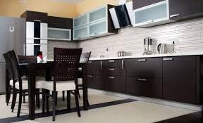 cuisine couleur wengé cuisine wengé style et confort
