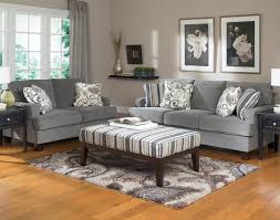 ashley leather sofa set ashley furniture grey sofa and loveseat catosfera net