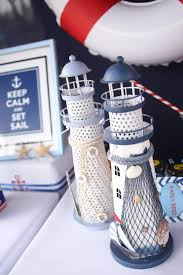 nautical party supplies nautical themed 4th birthday party karaspartyideas