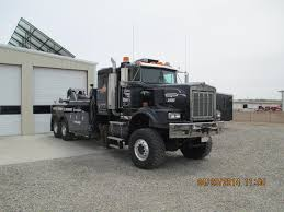 old kenworth trucks for sale kenworth c 500 all whell drive century 50 ton with side puller
