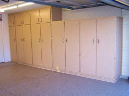 Free Standing Wood Shelves Plans by Apartments Stunning Garage Storage Cabinets Plans Cabinet