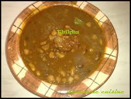 cuisine tunisien soupe de légumes sec plat traditionnel tunisien saveurs de