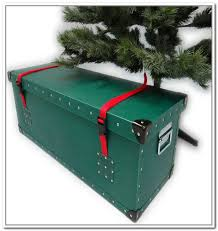 large tree storage box decore