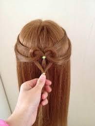 Festliche Frisuren Lange Haare Kinder by Die Besten 25 Kommunion Frisuren Ideen Auf