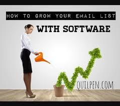Best Business Email Software by How To Grow Your Email List With Software Quilpen Articles For