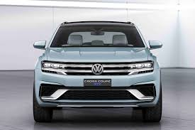 volkswagen suv 2015 vw cross coupe gte concept a new design for tomorrow u0027s suv