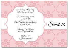 birthday invitations template image collections invitation