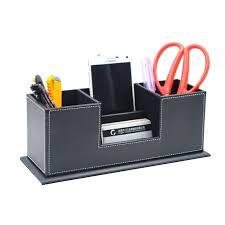 Desk Pen Holder Desk Desk Pen Holder Hardware Desk Double Pen Holder