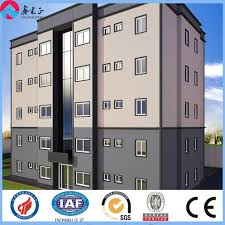 steel structure apartment prefabricated steel apartment multi