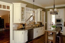 Pictures Of Country Kitchens With White Cabinets by Carlton Raised Panel Cabinet Door Style