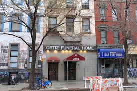 funeral homes in ny ortiz funeral home 22 1st avenue new york ny 10009 on 4urspace