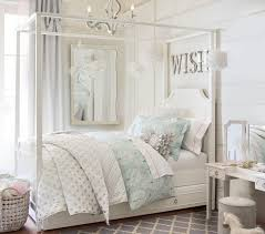 pottery barn girl room ideas brilliant ava regency canopy bed pottery barn kids inside girl beds