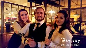 wedding bands dublin ireland s authentic singing waiters compare wedding bands best