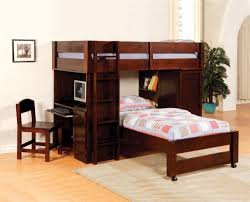 the advantages of twin loft bed with desk and storage homesfeed simple walnut twin loft bed with desk and
