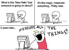 All The Things Meme - measure all the things new relic blog