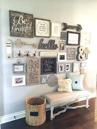 ideas for decorating kitchen walls how to decorate kitchen walls farmhouse style decor ideas entryway