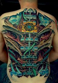 biomechanical tattoos page 7 tattooimages biz