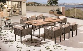 Modern Patio Dining Sets Babmar Modern Patio Furniture Contemporary Outdoor Furniture