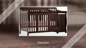 Davinci Kalani 4 In 1 Convertible Crib Reviews by Stork Craft Portofino 4 In 1 Convertible Crib Review Youtube