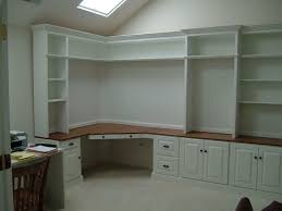 Built In Office Furniture Ideas Extraordinary Built In Corner Desk Ideas Latest Interior Design