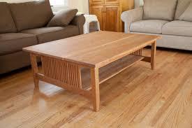 Craftsman Coffee Table Craftsman Style Coffee Table In Cherry By Quadcap Lumberjocks